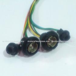 Arnes para Calavera Trasera - Italika CS125 / XS125