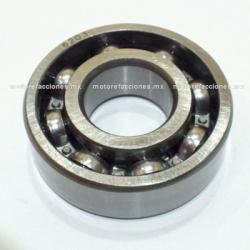 Balero 6203 2RS Reforzado - Soporte de Amortiguador CS125 / XS125 – Balero de Rin DM150 - Transmision Motonetas