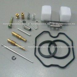 Repuestos para Carburador - Italika FT125 / FT150 y motos tipo Custom Choper