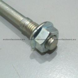 Tuerca de Tornillo Fijador o Guía (ensamble de cabeza y cilindro) Motonetas 8/13 mm