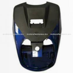 Cubierta de Faro Motoneta Italika WS150 (Azul c/ Negro)