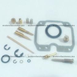 Repuestos para Carburador - Yamaha YBR 125