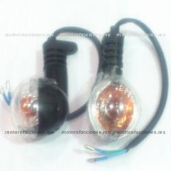 Direccionales (ambar) - Italika DM150