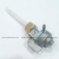 Llave de Gasolina Motocicletas - Italika FT150 / FT150 GT