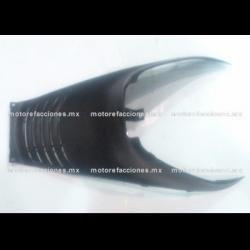 Protector de Cajuela (tapa de motor) Motoneta Italika CS125 / XS125