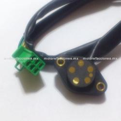 Sensor de Velocidades Motocicleta (2 tornillos) - Italika FT125 / RT200