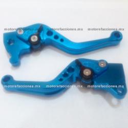 Manijas Ajustables - Italika DS125 / DS150 / GS150 / GTS175 (cromo)