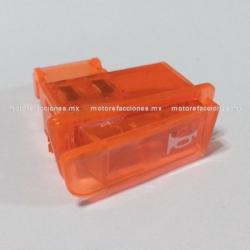 Boton de Claxon (Naranja)