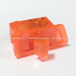 Boton de Direccionales color Naranja