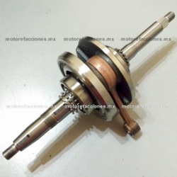 Cigueñal Completo Motonetas 175cc - Italika GTS175 / WS175