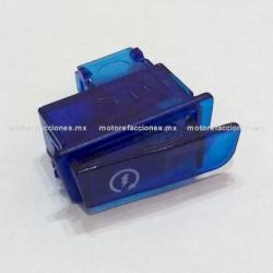Boton de Encendido color Azul