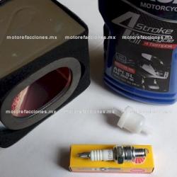 Kit de Afinación Italika CS125 / XS125 - Zanetti Tato 125
