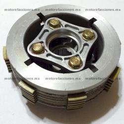 Platos Clutch Completos 250cc - Dinamo - Toromex (Campana) (motor en linea)