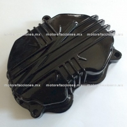 Tapa de Cabeza (Tapa de Punterias) Motocicletas - Italika FT125 / FT150 / FT150 GT / EX200 / RT200 (Negro)