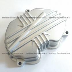 Tapa de Cabeza (Tapa de Punterias) Motocicletas - Italika FT125 / FT150 / FT150 GT / EX200 / RT200 (Gris)