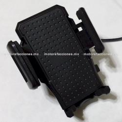 Soporte de Celular para Moto con Cargador USB
