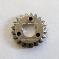 Engrane de Cigueñal Motonetas 125 y 150cc