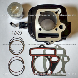 Kit de Cilindro Italika AT110 / AT110 RT / AT110 Sport / GT110 ()