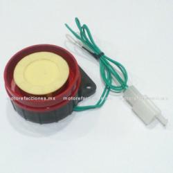 Carcaza Control Remoto (carcaza completa) para el Sistema de Alarma ALARM-000-DC