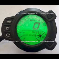 Tablero Digital Universal - Yamaha BWS - (velocímetro por chicote)