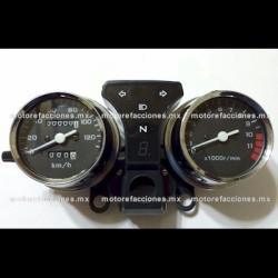 Tablero Motos tipo Custom (choper) - 2 Unidades - Tacometro por Chicote