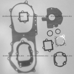 Juntas de Motor Motonetas 2T 90cc (juego completo) - Vento ZIP - Lifan - Zanetti