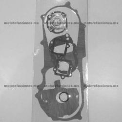 Juntas de Motor Motonetas 2T 50cc (juego completo) - Vento ZIP - Lifan - Zanetti