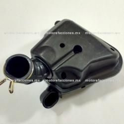 Depurador Completo Motonetas 2T 50cc - Vento ZIP (incluye filtro)