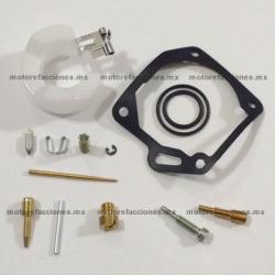 Repuestos para Carburador 2T - Vento ZIP - Lifan - Zanetti Spy 90