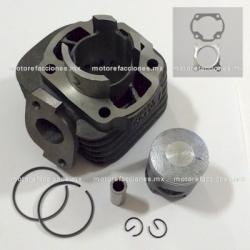 Kit de Cilindro GY6 2T 50cc - Vento ZIP (perno 12mm)