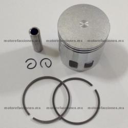 Piston Completo 2T 100cc (STD - perno mm) - Vento - Lifan - Zanetti