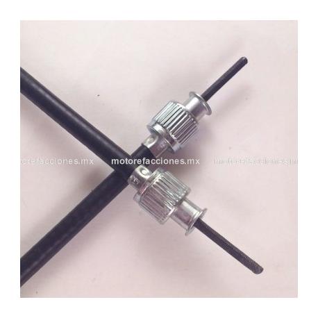 Cable Velocimetro GY6 2T - Vento ZIP - Lifan - Zanetti Spy 90