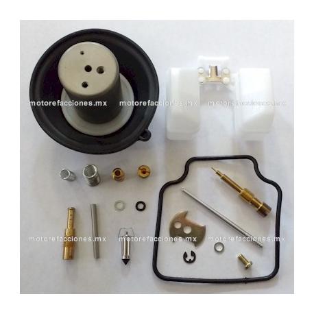 Repuestos para Carburador - Italika DS CS GTS XS - Phantom - Adventure - Carabela VX150