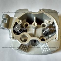 Cabeza de Cilindro FT125 / FT125 Sport (gris) - 1 Salida para Escape