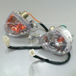Direccionales Delanteras Italika EX200/ RT200