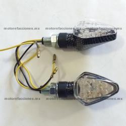 Direccionales Universales Ultra-LED Ambar (par)