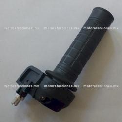 Puño de Acelerador Completo - Pocket (1 pza)