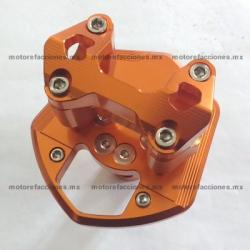 Base para Manubrio Aluminio Universal Motonetas