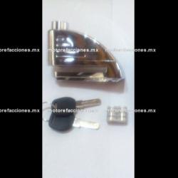 Candado Grande con Alarma 110 dB - A prueba de Agua y Cortes (Paquete)