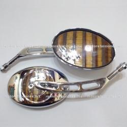 Espejos Cromados ECONOMICOS Vento V-Thunder / Colt - (10mm)
