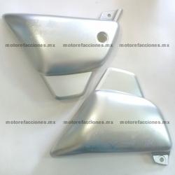 Par Cubiertas Laterales Custom 150 - Universales (gris) (par)