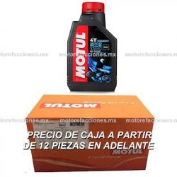 Aceite Akron Multigrado SAE 20W50 Tipo JASO MA2 - Especial Motos 4T (946 ml)