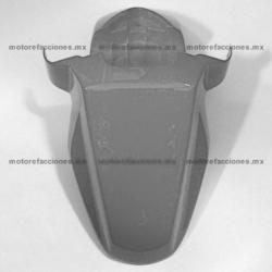 Salpicadera Delantera Motoneta Italika WS150 / WS175 (Negro Brillante)