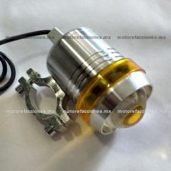 Faro Auxiliar Hiper-LED c/ Lupa