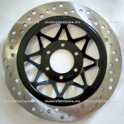 Disco de Freno - Italika TC200 / RC200 / TC250 - Carabela C200 - Bengala BG200