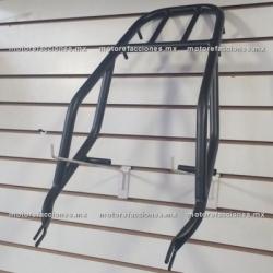 Parrilla Carga Pesada - FT125 (Negro)