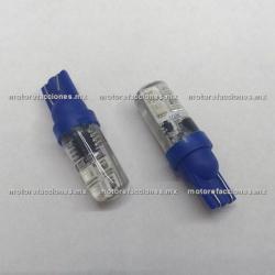 Foco Pellizco Estrobo Blanco Hiper-LED 12v - (Blister 2 pzas)