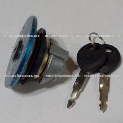 Tapon de Gas Vento V-Thunder / Colt c/ Llaves (cromo)