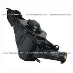 Depurador Completo Italika 150Z / 150SZ (incluye filtro)