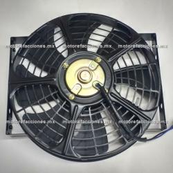 Ventilador p/ Radiador Motocarro